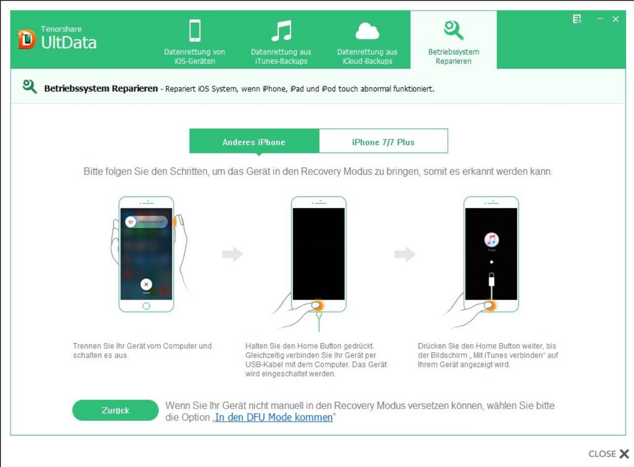 Iphone  Display Schaden
